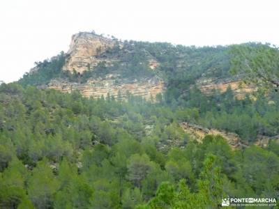 Valle Cabriel-Manchuela conquense;valle del silencio leon ruta peñalara hiendelaencina hayedo de la